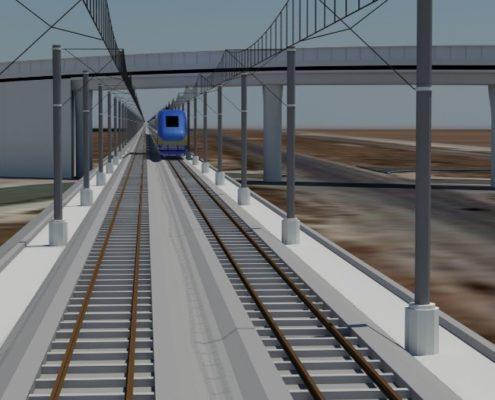 CASHR Rail 2