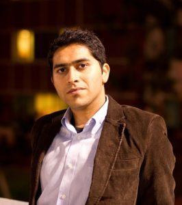 Vishal Bora Founder